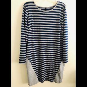 GoodTime USA | Striped Dress Size 3X